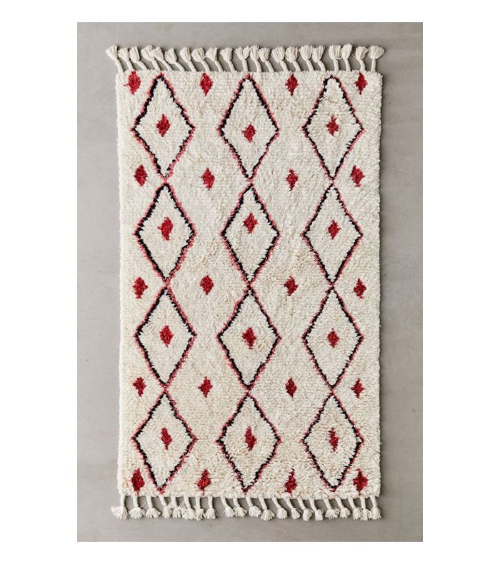 Urban Outfitters Althea Hand Tufted Shag Rug