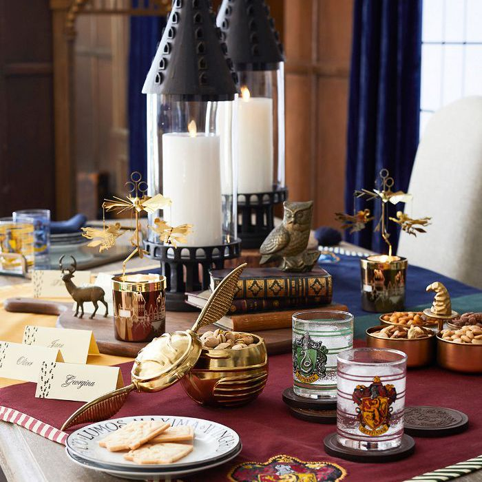 See the Harry Potter x Pottery Barn Collection