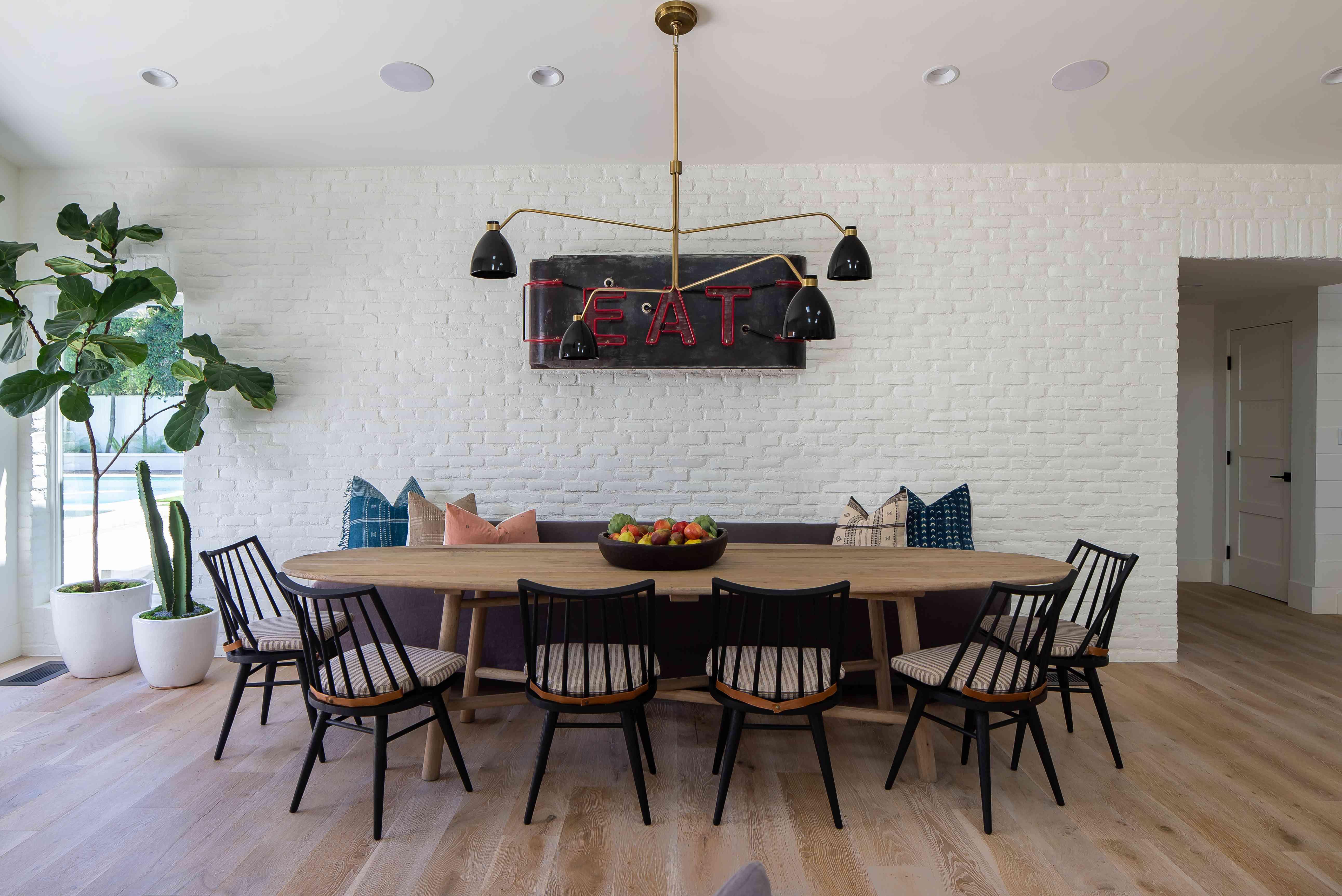 modern dining room ideas