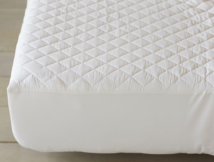 Coyuchi mattress topper protector