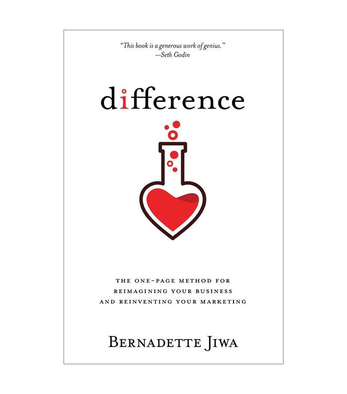 Difference by Bernadette Jiwa