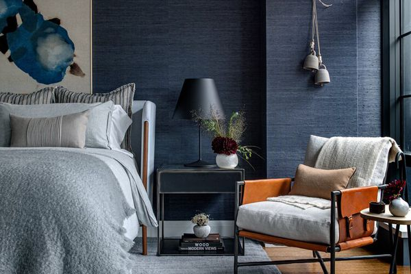 makeover of the week - Becky Shea NYC Bedroom Makeover