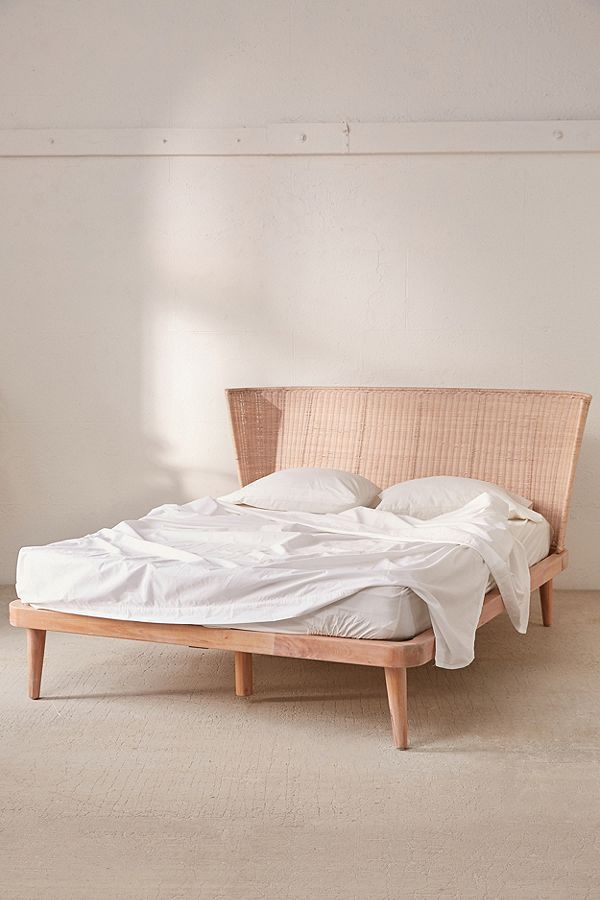 Marte Woven Windsor Platform Bed