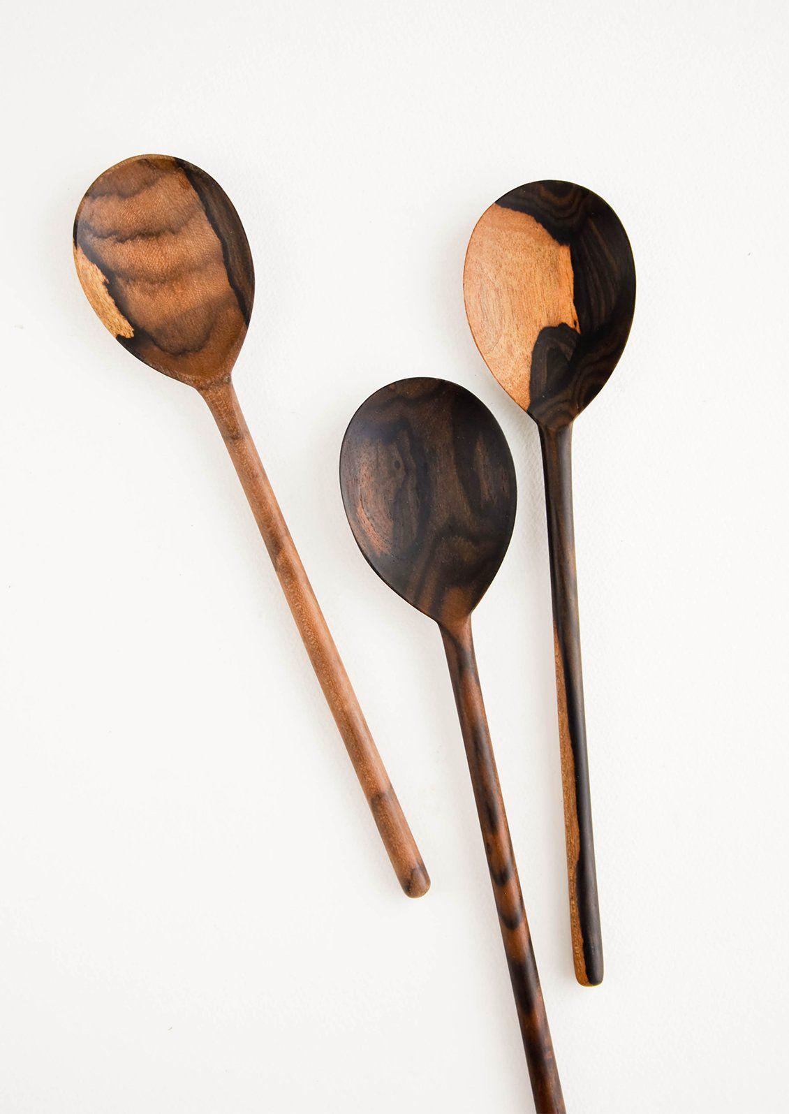 Peten Wooden Spoons