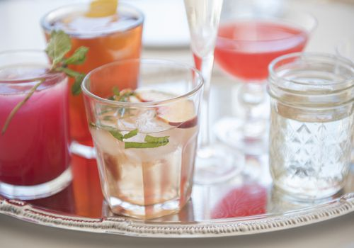 fizzy cocktails