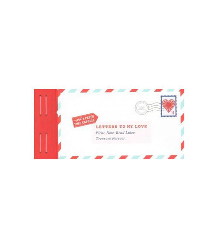 Letters To My Love Stationery Set - Red One Size at Urban Outfitters
