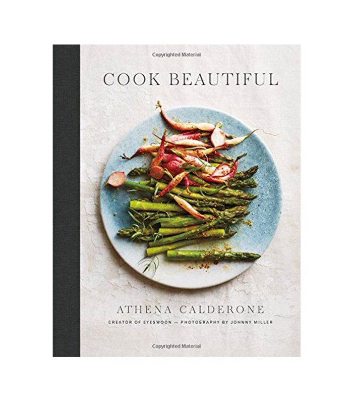 Cover of Cook Beautiful cookbook by Athena Calderone