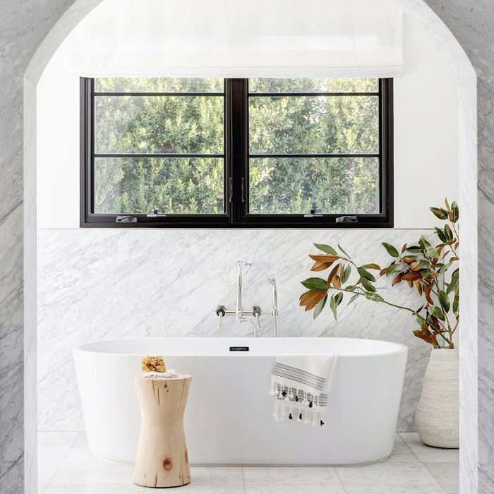Behold: The 12 Simple Bathroom Ideas That Gave Us Goosebumps