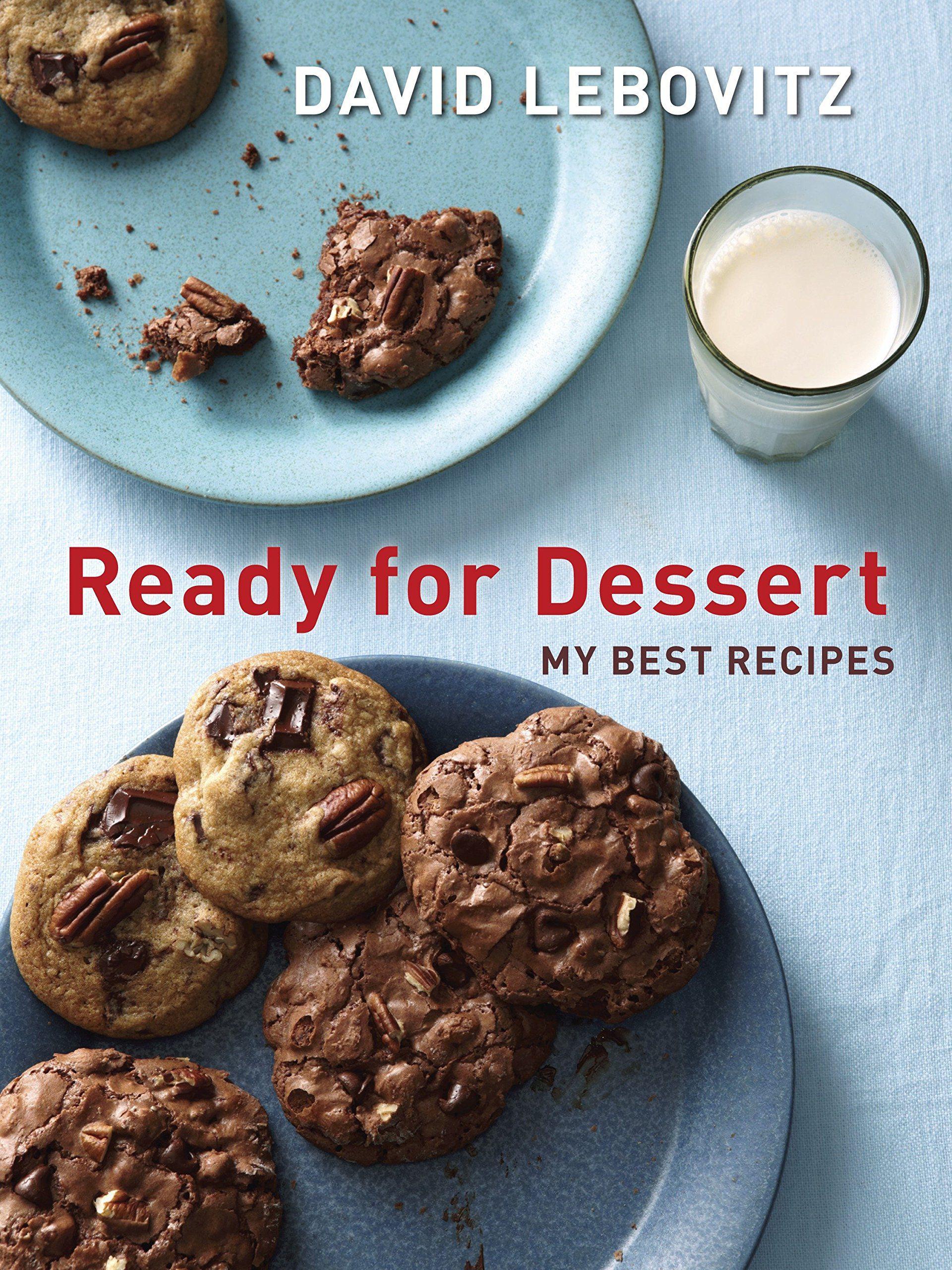 Ready for Dessert—best baking books