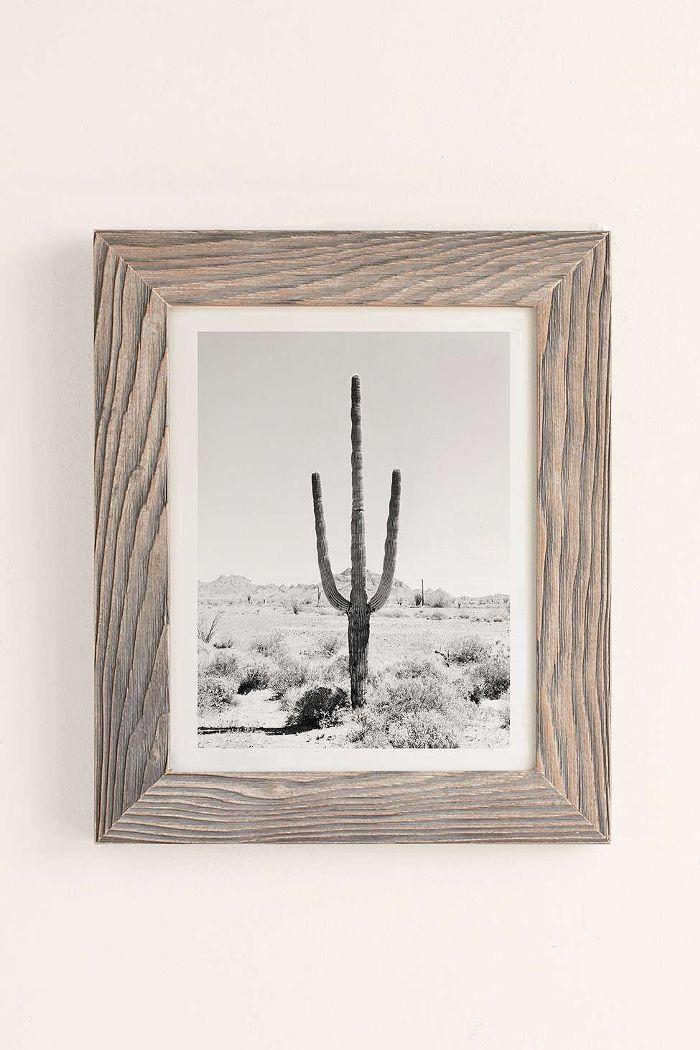 Desert Times Art Print