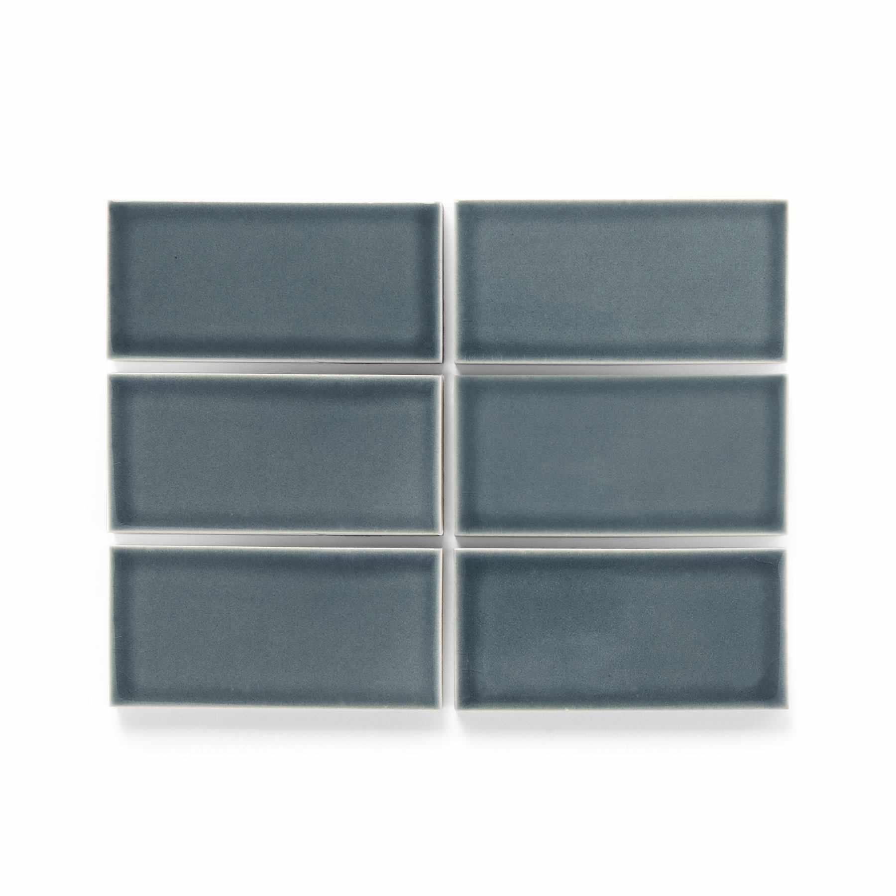 Field Tile in Heron Blue