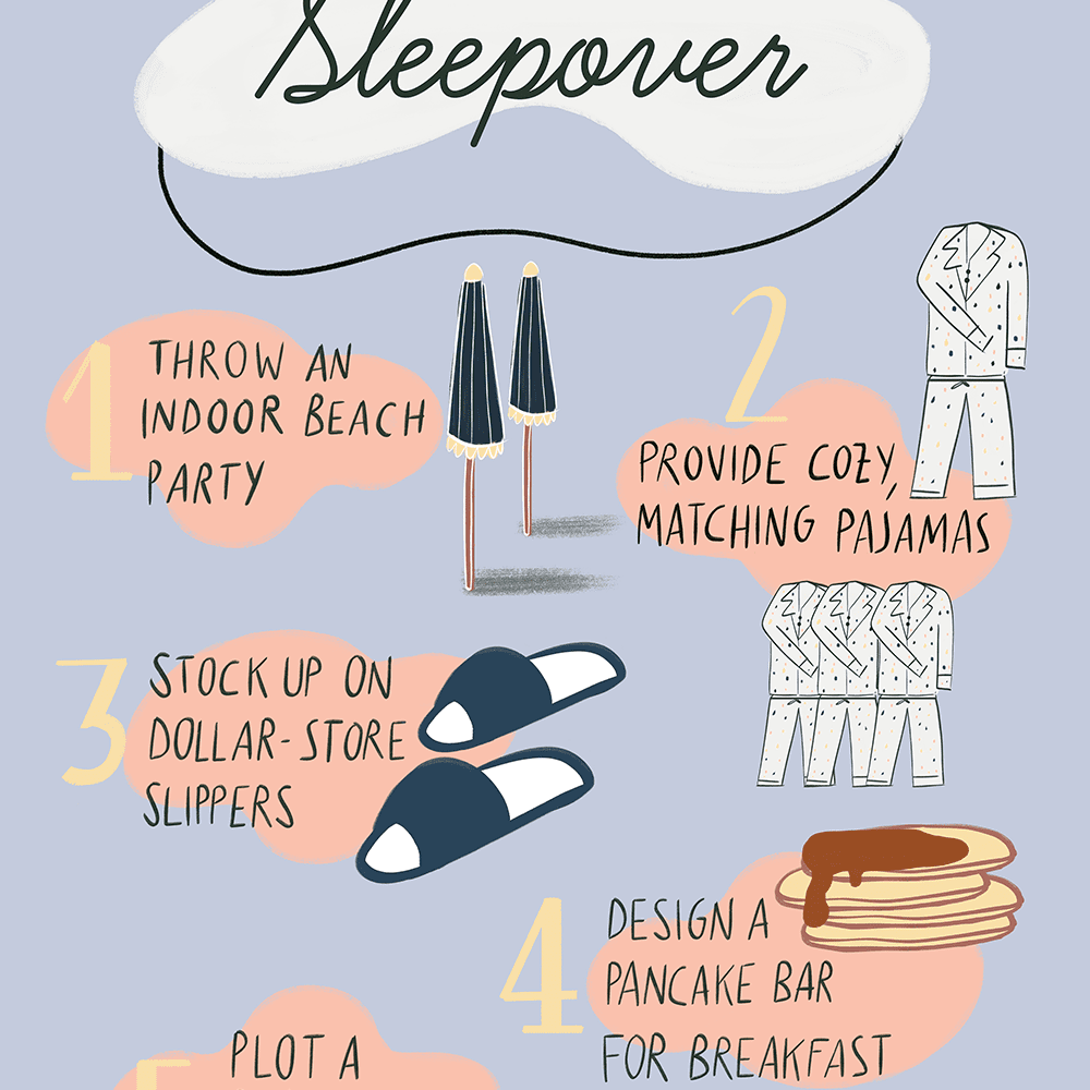 29 Fun Things To Do At A Sleepover