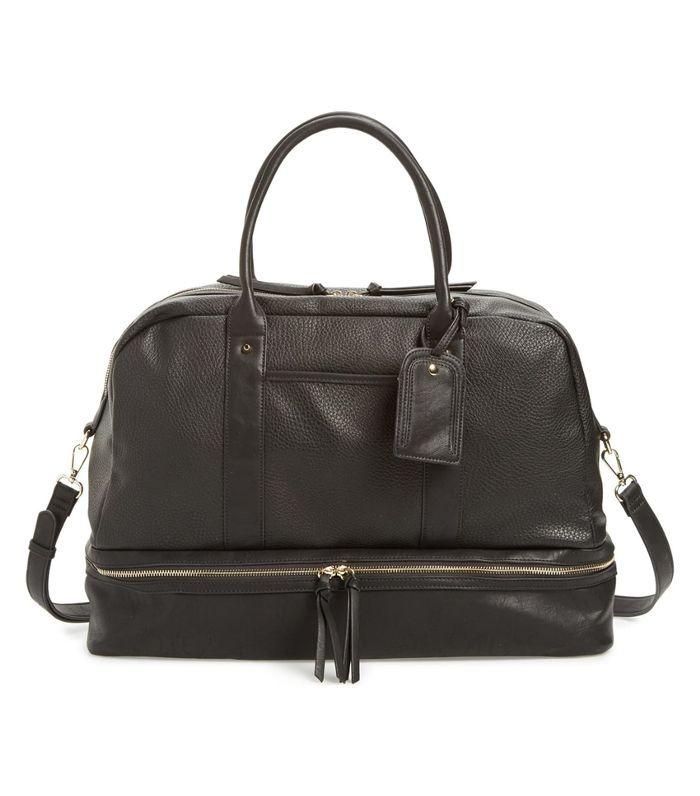 Mason Weekend Bag - Black