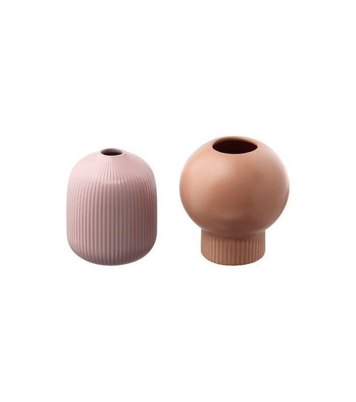 IKEA Gradvis Vase, Set of 2