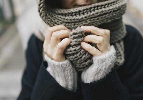manos de invierno
