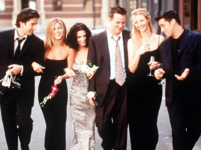 The 8 Best '90s TV Shows on Netflix Right Now