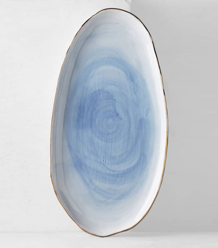 Anthropologie Anthropologie Mimira Ceramic Platter