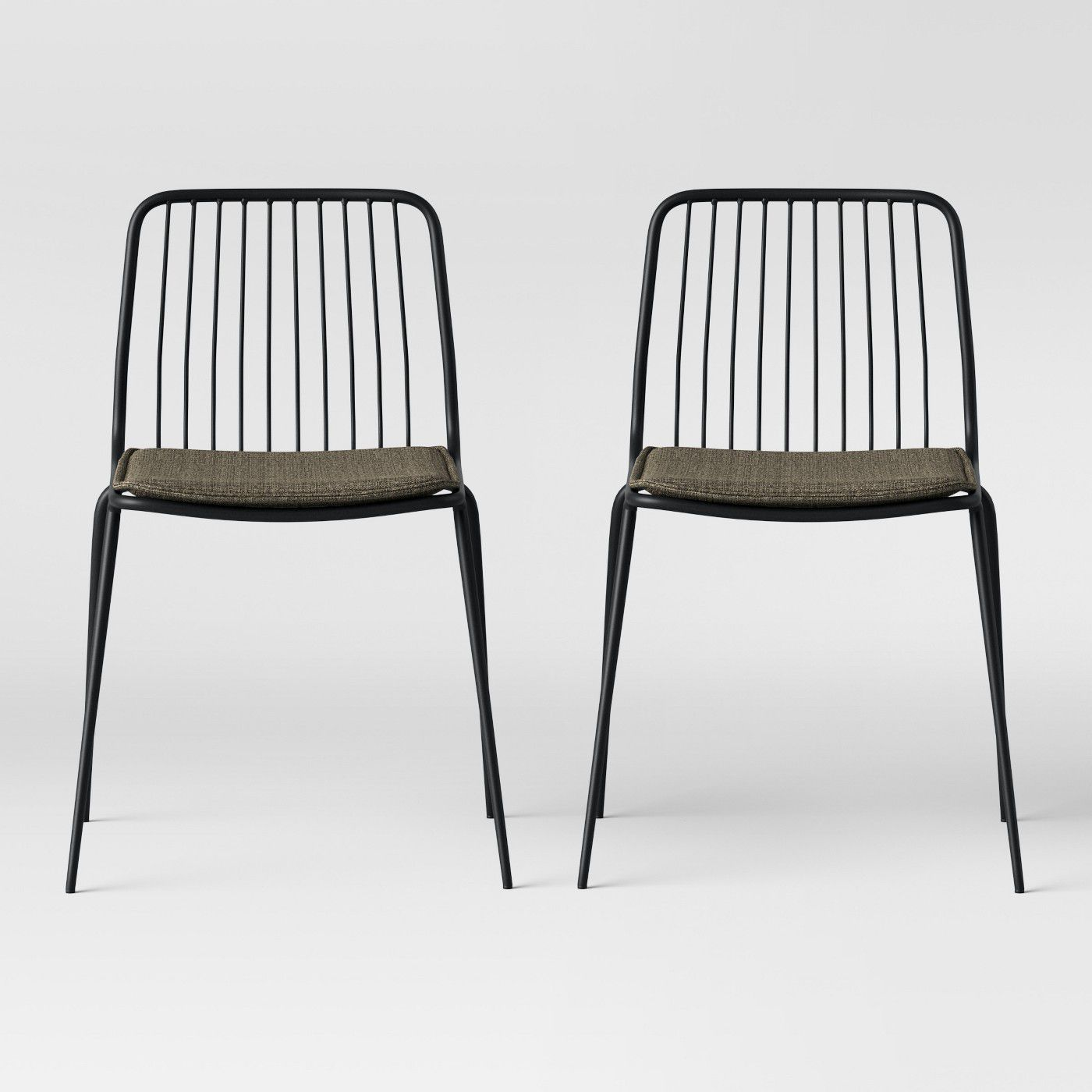 Sodra Square Seat Wire Dining Chair