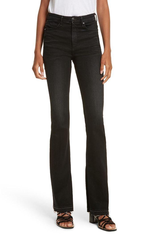 Women's Rag & Bone/jean Bella Flare Jeans