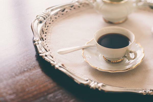 single coffee cup