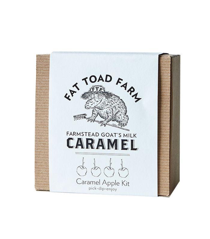Fat Toad Farm DIY Goat's Milk Caramel Apple Kit