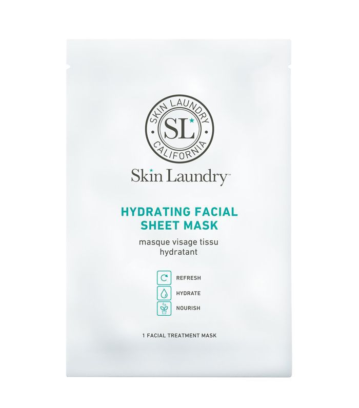 Hydrating Facial Sheet Mask 5 Facial Treatment Masks