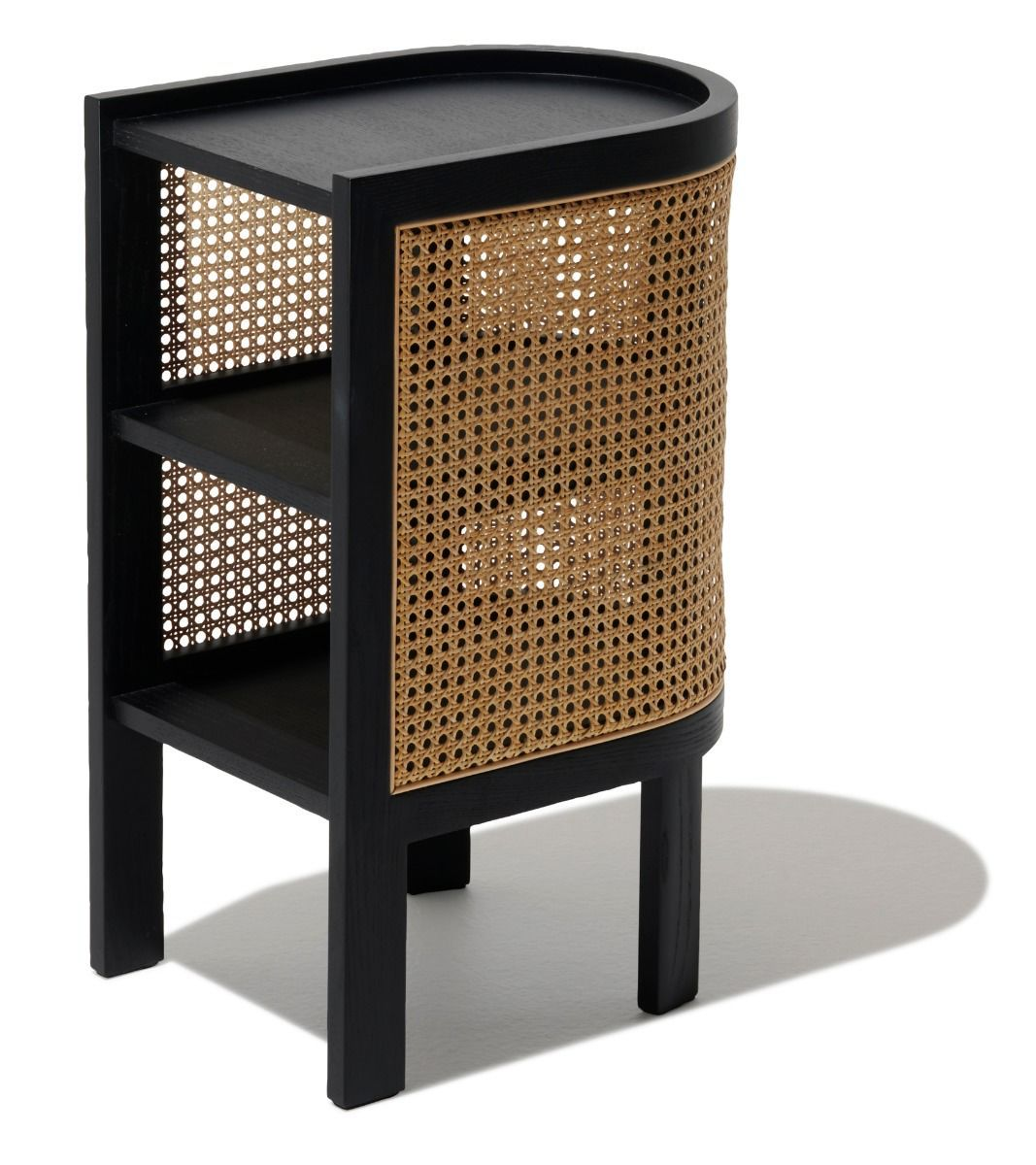Industry West Cane Nightstand