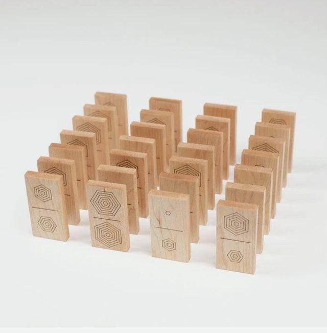 Atelier D. Wooden Dominos