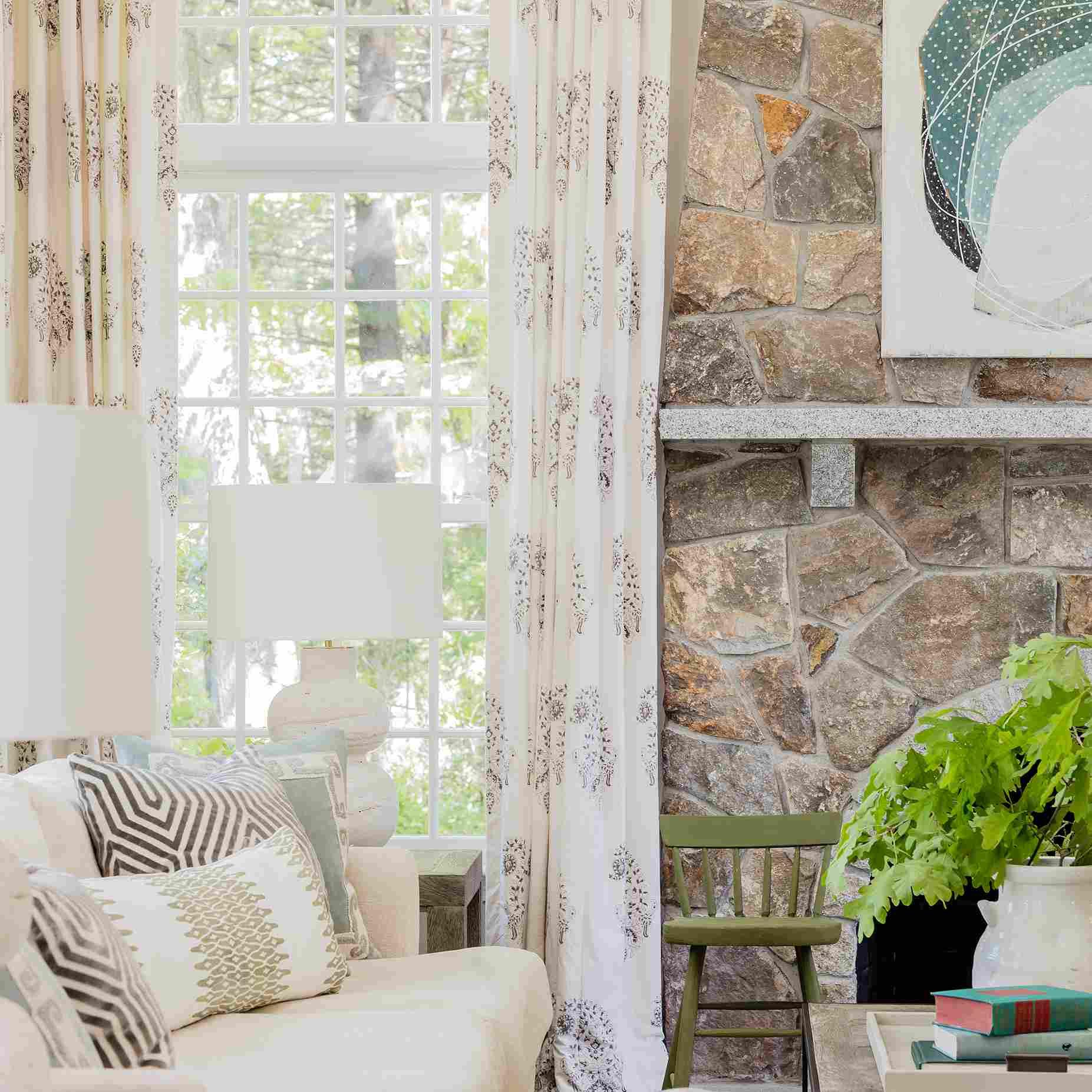 Grandes ideas tradicionales de habitaciones