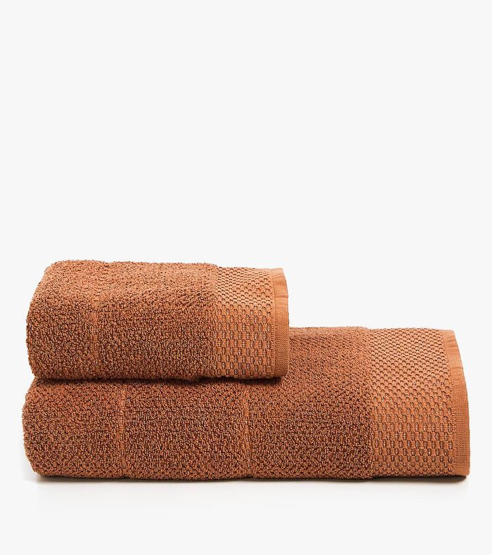 Zara Home Shimmer Cotton Towel