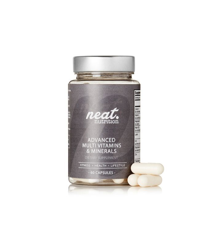 Advanced Multivitamins & Minerals (60 Capsules)