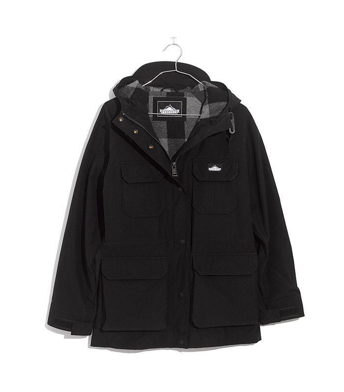 x Penfield® Kasson Jacket in True Black