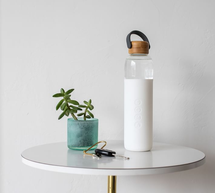 Soma Glass Water Bottle with Handle