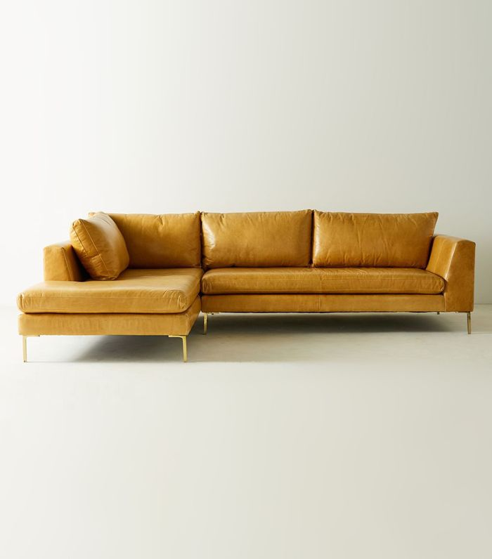 Edlyn Two-Piece Chaise Sectional