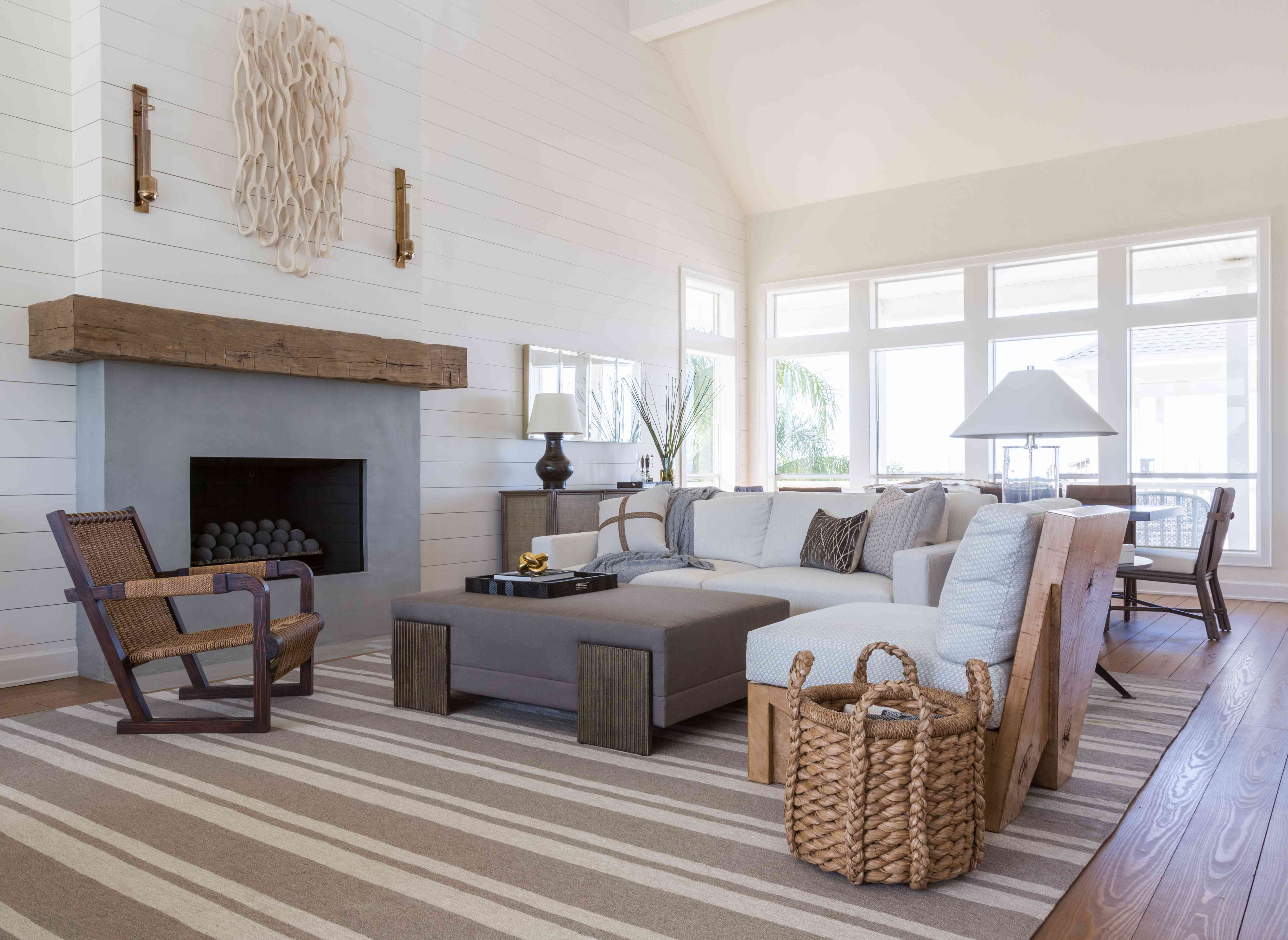 Gray Living Room Ideas That Are Far, Gray And Brown Living Room