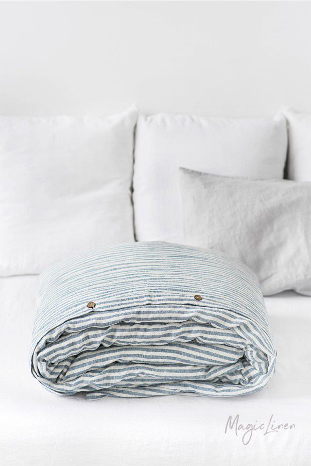 Magic Linen duvet cover