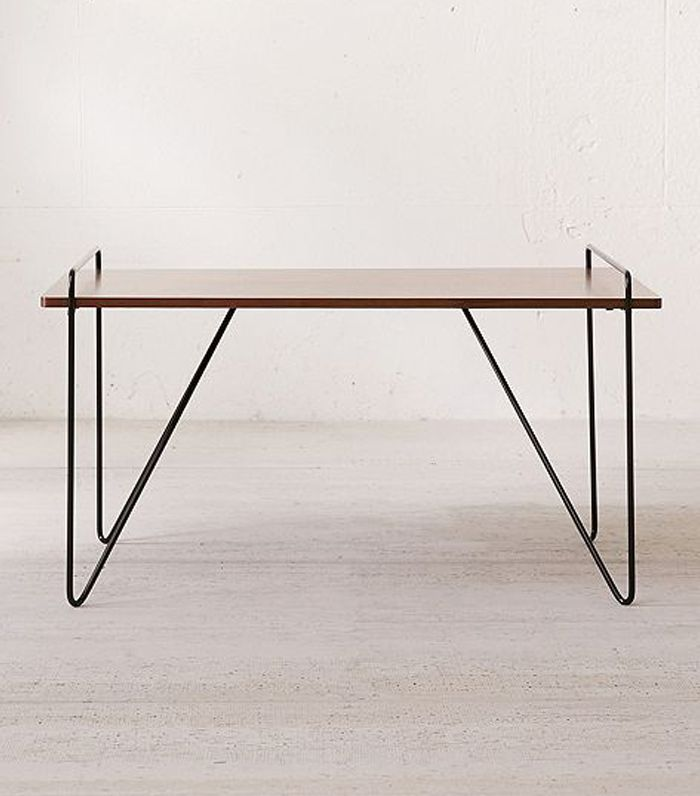 Loft Coffee Table - Brown One Size at Urban Outfitters