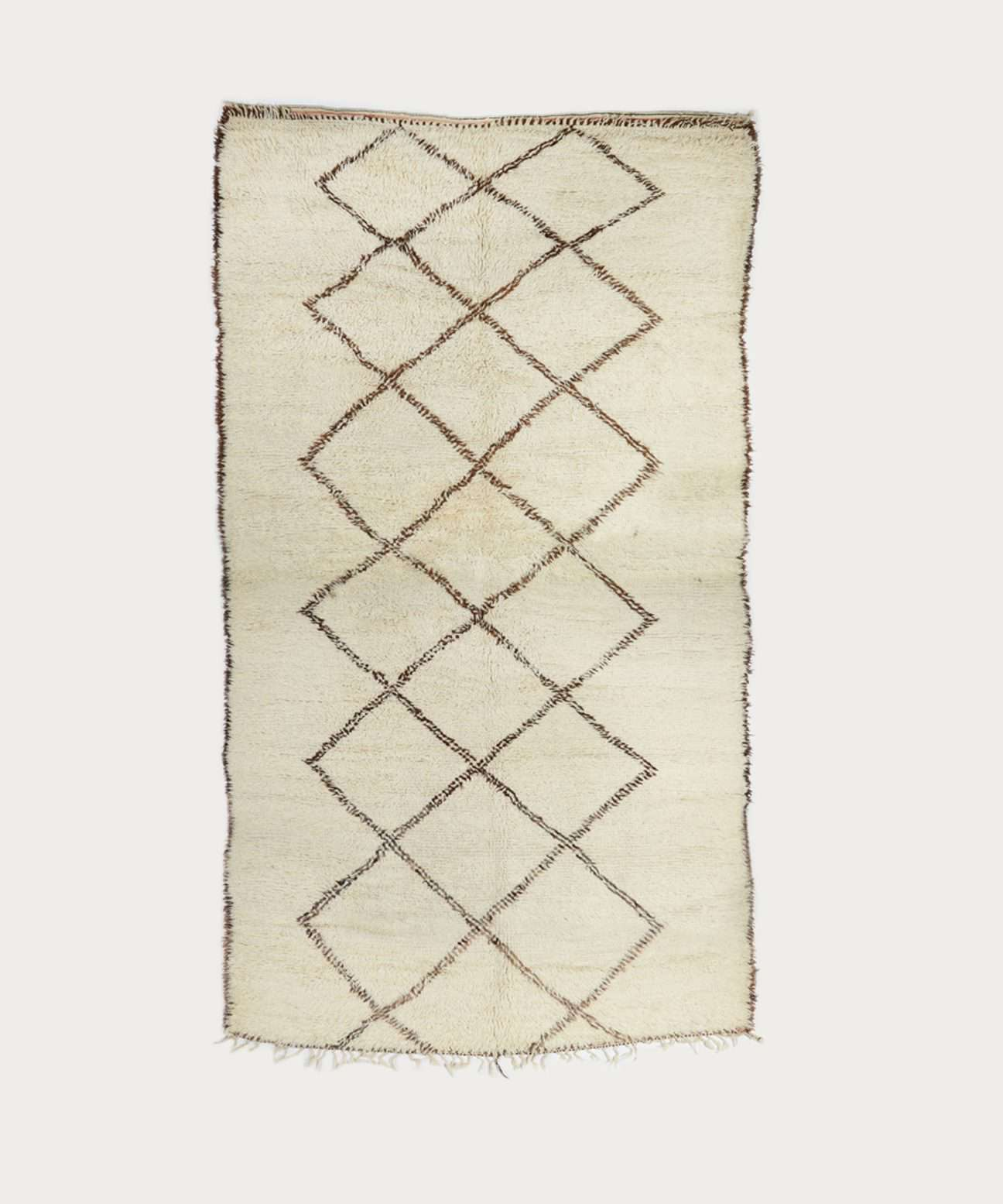 no. 18 Vintage Moroccan Rug by Merchant Modern