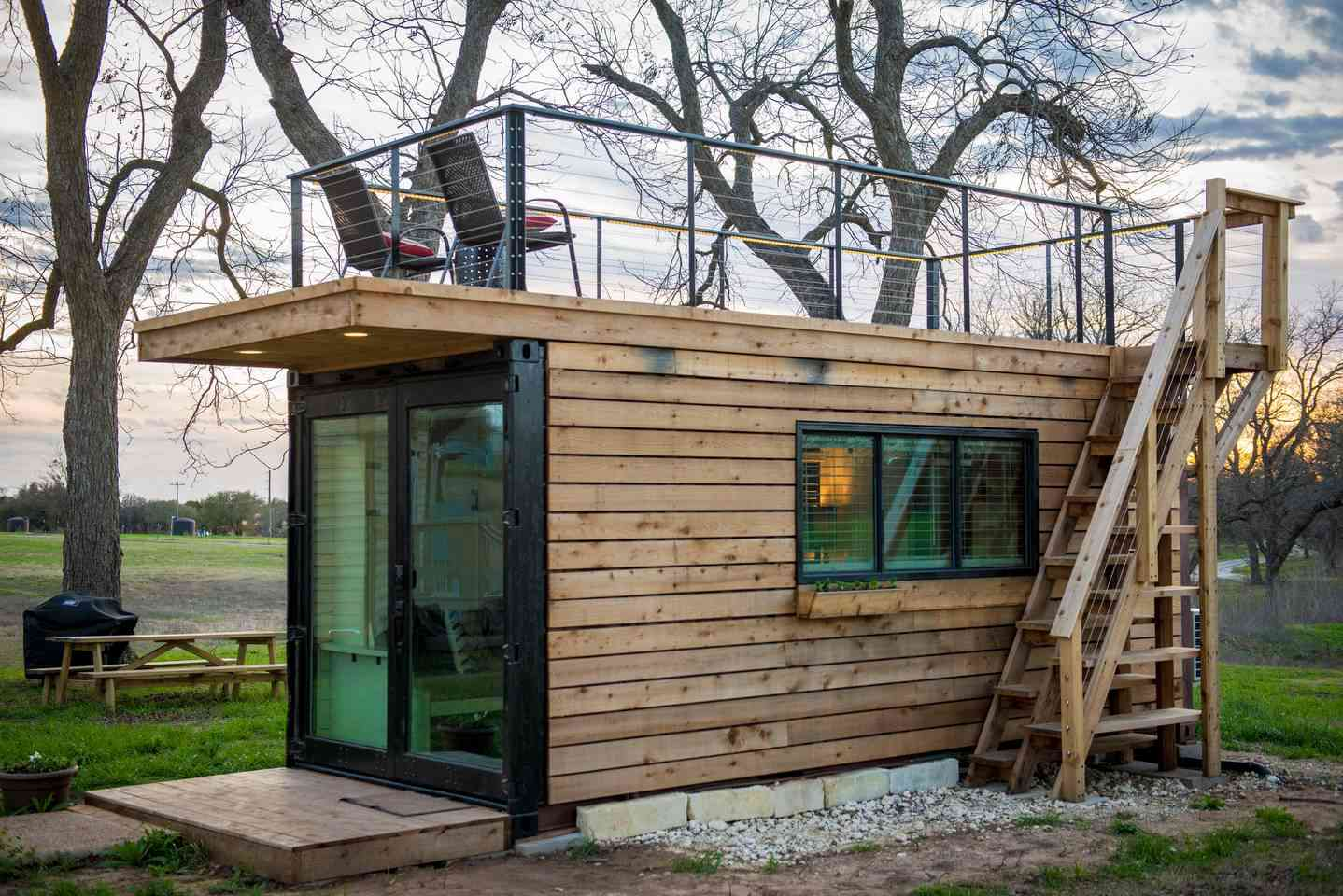 Superb 13 Tiny Houses For Rent On Airbnb That Make It Easy To See Best Image Libraries Weasiibadanjobscom