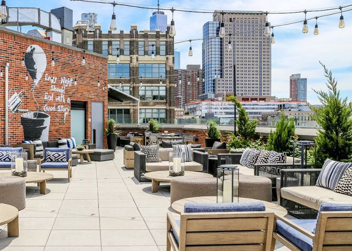 15 Rooftop Restaurants In New York City With A View