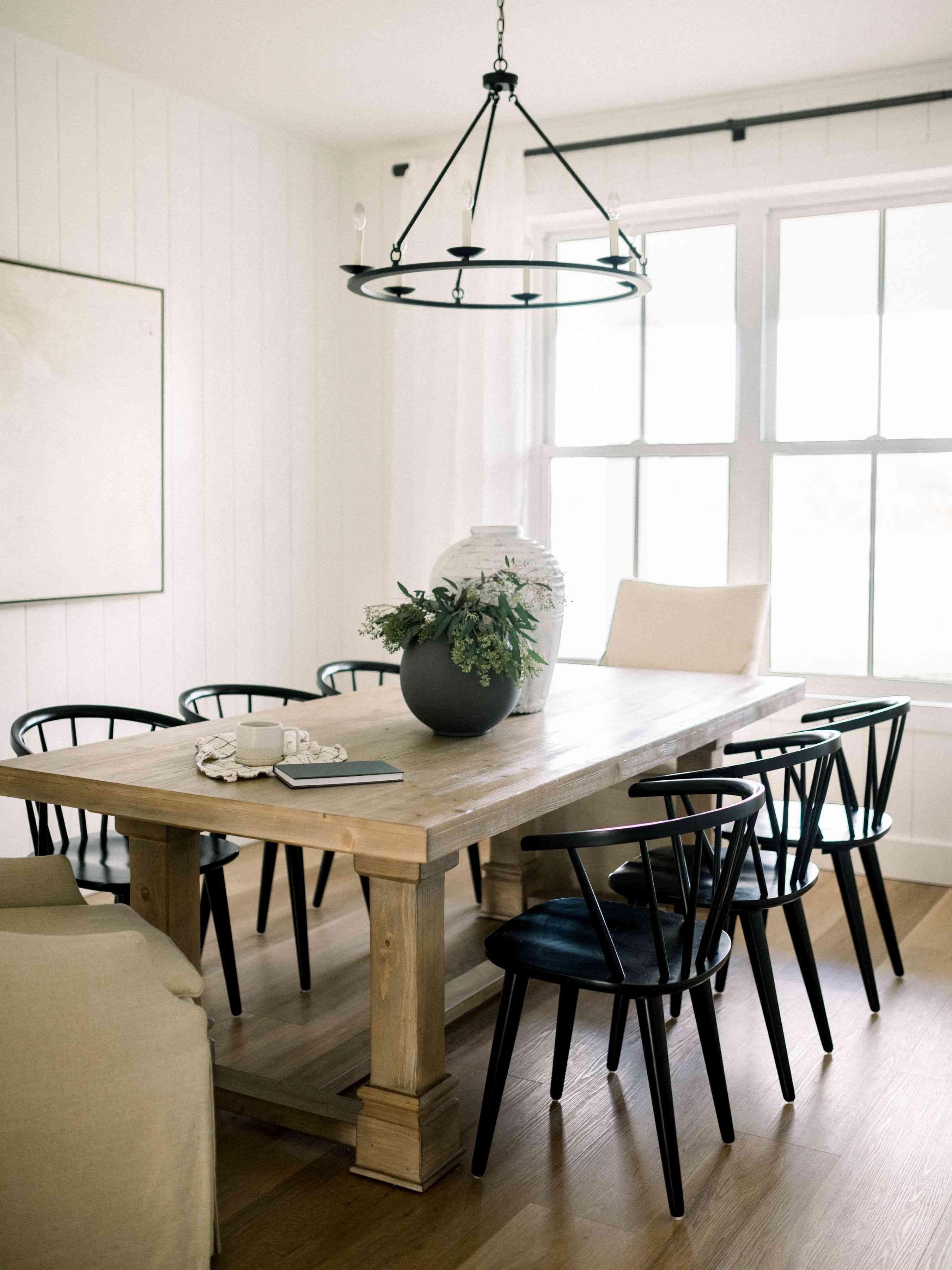 molly kidd home tour dining room