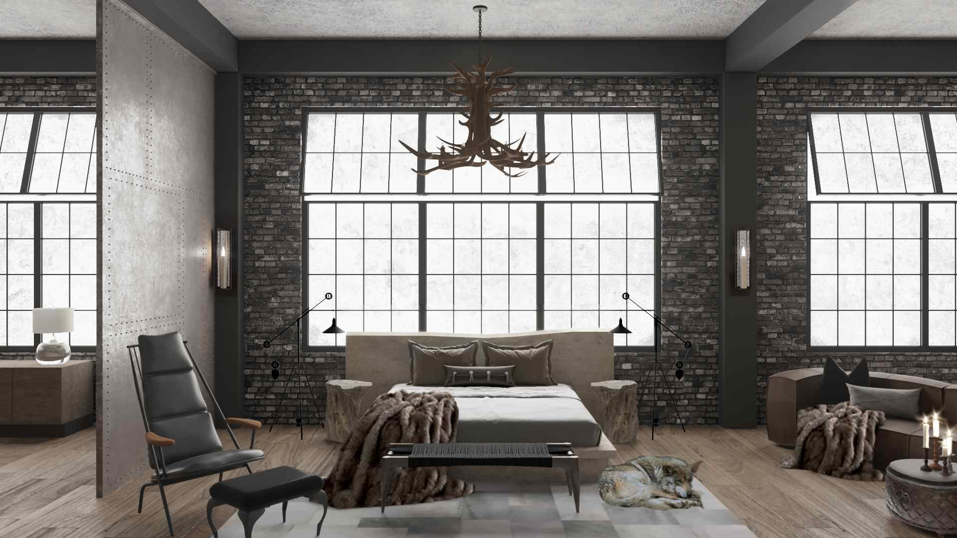 Jon Snow Diseño de interiores