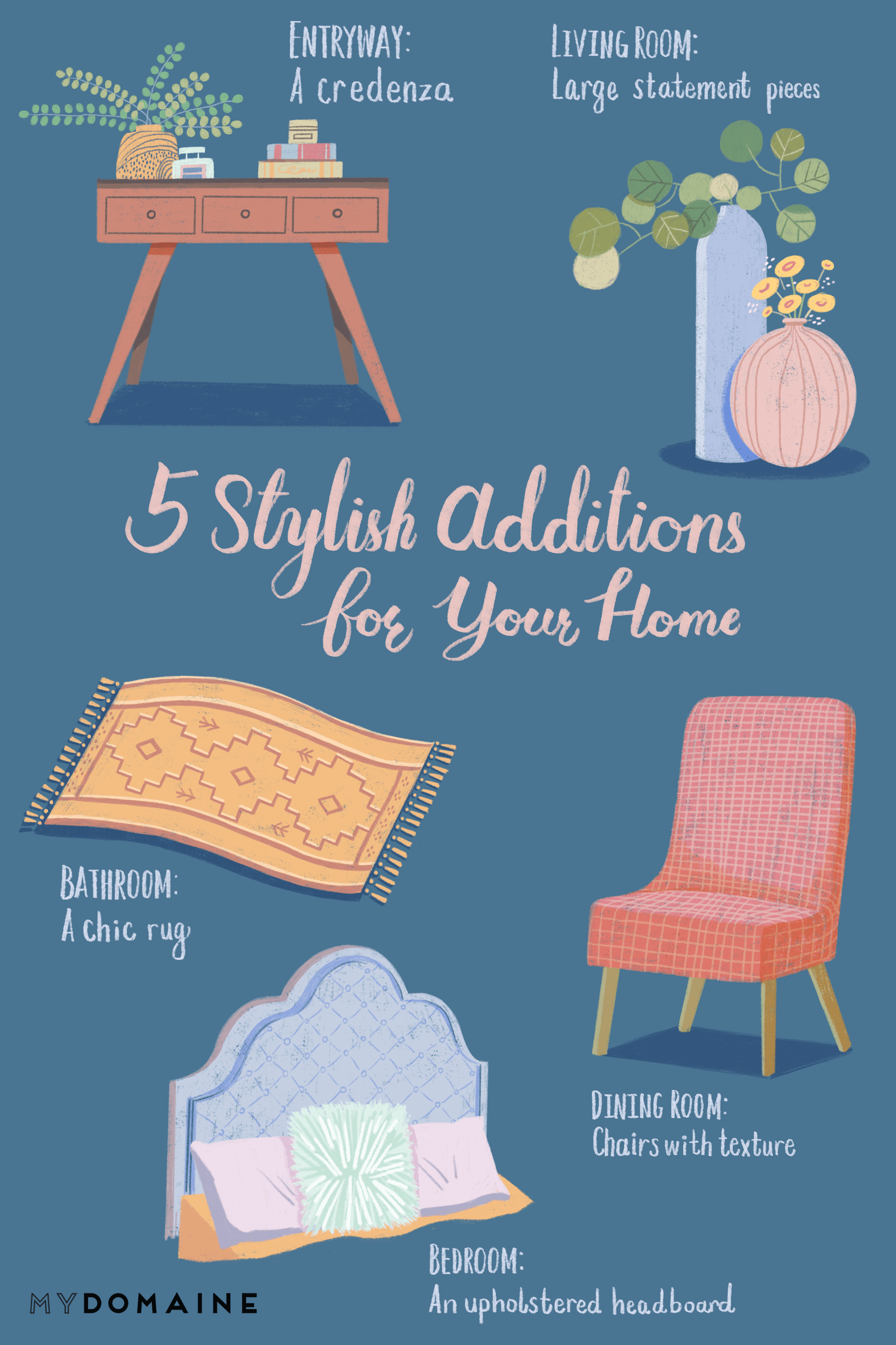 5 Stylish Additions for Your Home