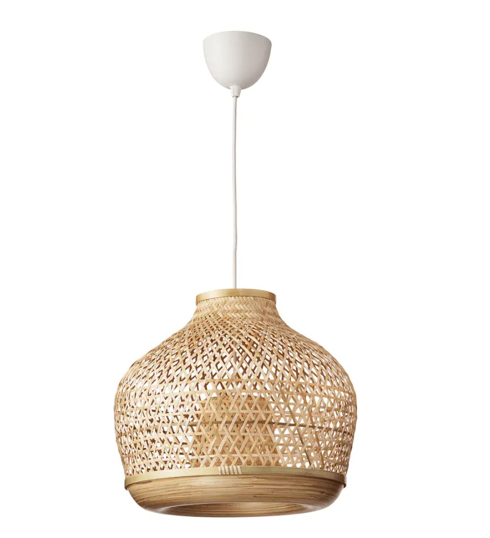Ikea misterhult lamp