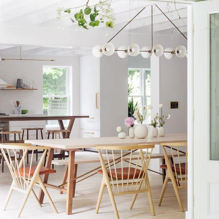 kitchen in Hamptons Weekend Retreat