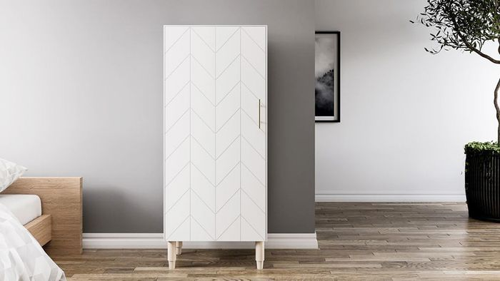 Norse Interiors upscaled IKEA furniture