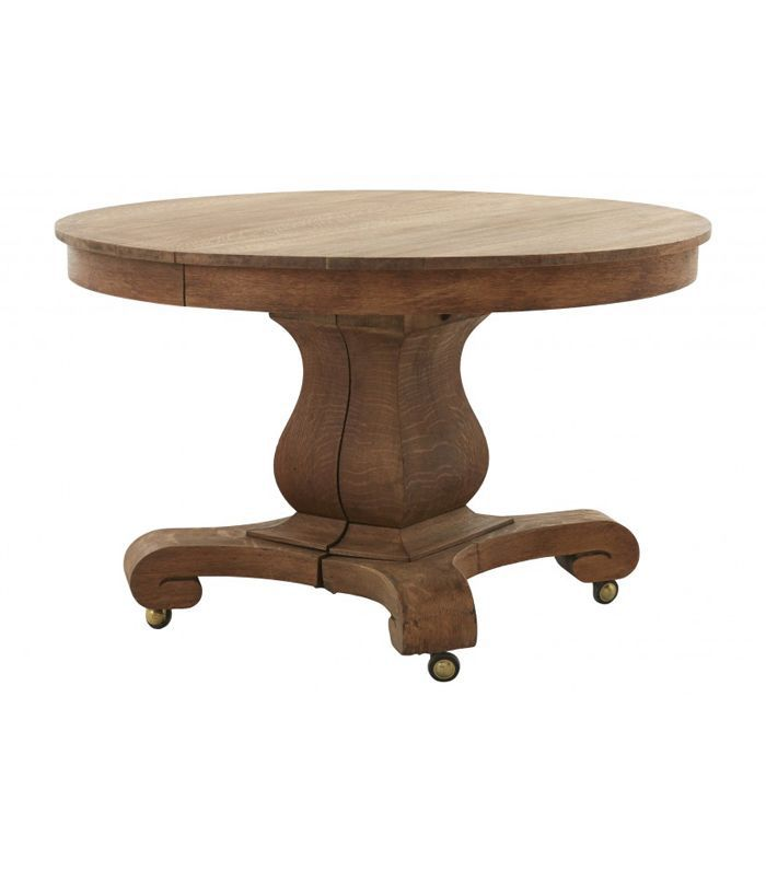 Jayson Home Vintage Round Dining Table