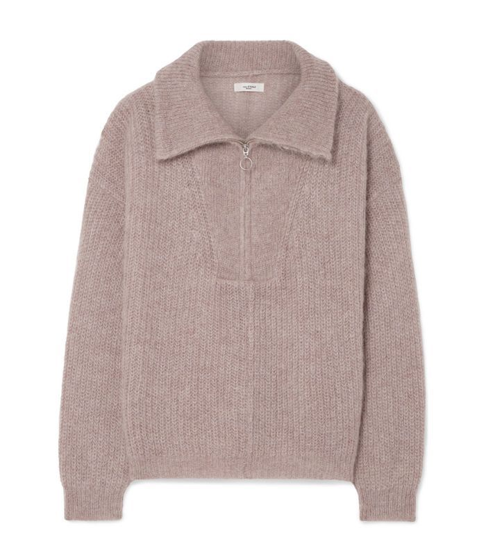 Cyclan Oversized Mohair-blend Sweater