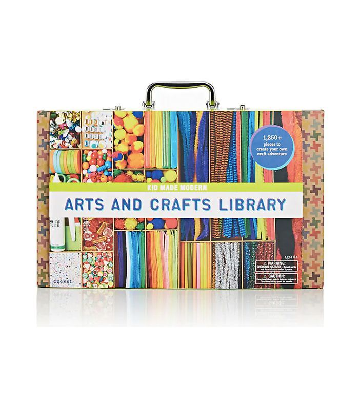Arts & Crafts Library