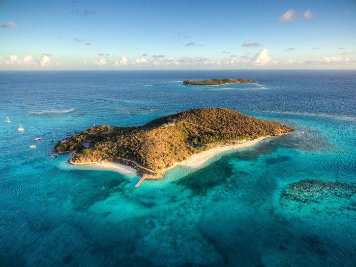 Islas privadas para alquilar - Eustatia, Islas Vírgenes Británicas